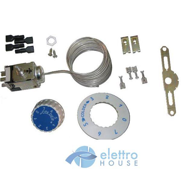 Ranco K59 Schema Elettrico Termostato Frigorifero : Kit termostato frigo ranco k l vt whirlpool