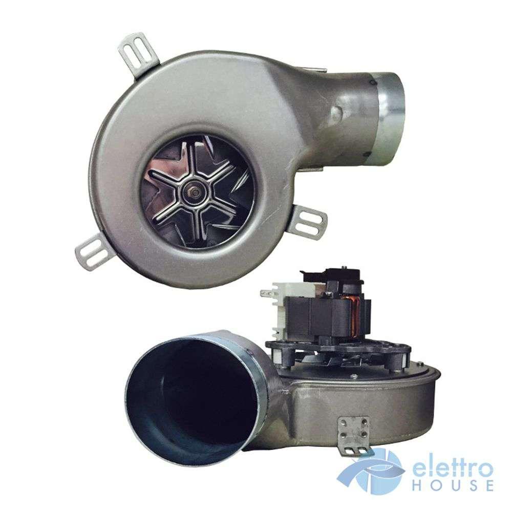 Estrattore fumi ebm 46w diametro flangia 80mm pressione - Portata pressione ...