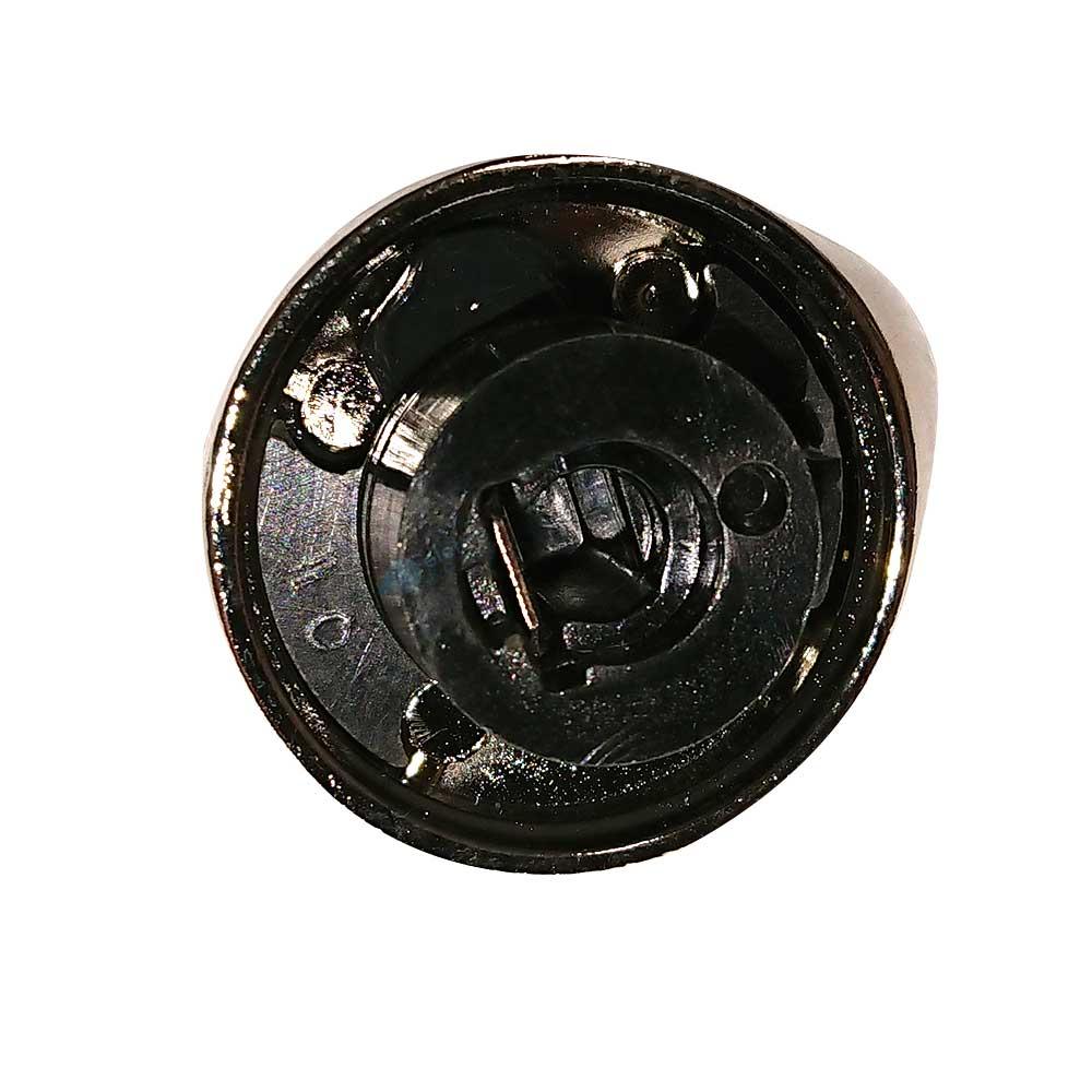 6 mm 694972606 Manopola acciaio piano cottura Smeg SR574X att